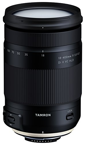 <title>祝日 TAMRON 高倍率ズームレンズ 18-400mm F3.5-6.3 DiII VC HLD ニコン用 APS-C専用 B028N</title>