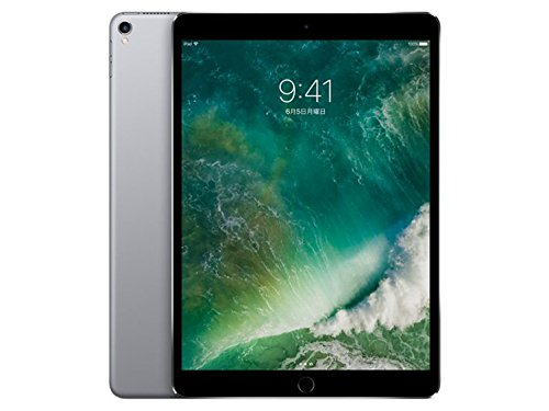 APPLE iPad Pro 10.5インチ Wi-Fi 512GB MPGH2J/A [スペースグレイ]