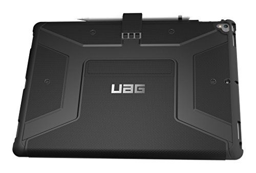 【日本正規代理店品】URBAN ARMOR GEAR 12.9インチ iPad Pro(第1/2世代)用 Metropolis Case ブラック UAG-IPDPROLF2-BK