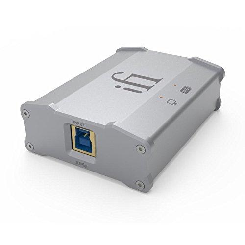 アイファイ・オーディオ USBオーディオ用電源アイソレーターiFI-Audio nano-iGalvanic3.0