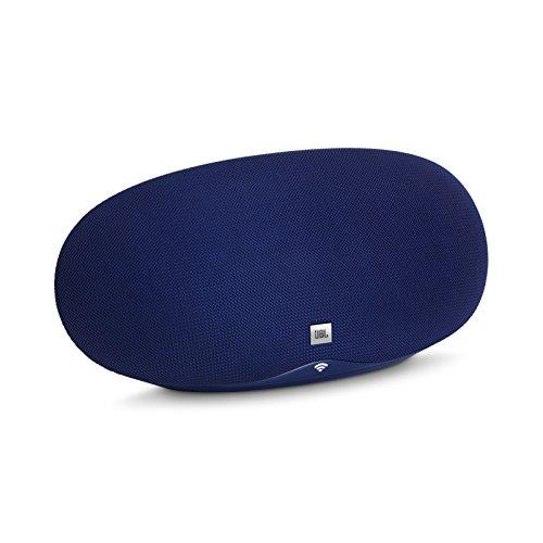 JBL PLAYLIST Bluetooth スピーカー Chromecast built-in搭載/Wi-Fi対応 マットブルー JBLPLYLIST150BLUJN 【国内正規品】