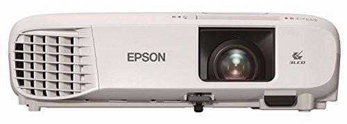EPSON プロジェクター EB-960W 3800lm 15000:1 WXGA 2.8kg 無線LAN対応(オプション)