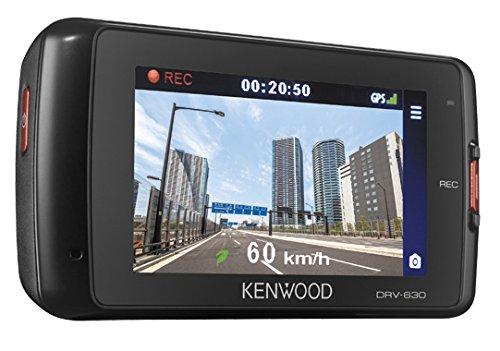 ケンウッド(KENWOOD) ドライブレコーダー WideQuad-HD DRV-630