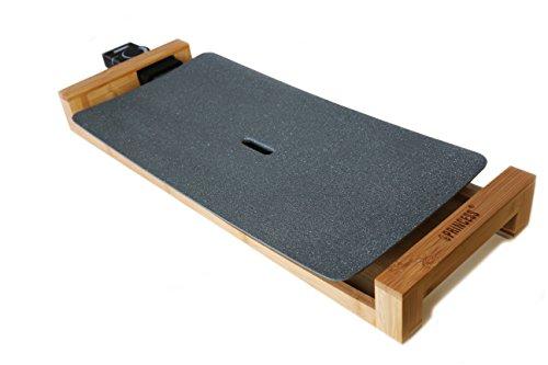 PRINCESS ホットプレート Table Grill Stone グレー 103032