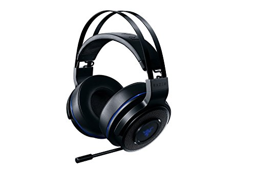 Razer Thresher Ultimate for PS4(R) DOLBY + 7.1 サラウンド ワイヤレスヘッドセット【日本正規代理店保証品】RZ04-01590100-R3A1
