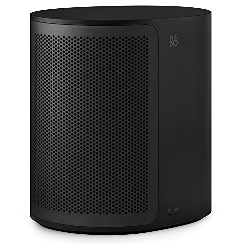 B&O Play ワイヤレススピーカー Beoplay M3 AirPlay Wi-Fi Bluetooth ネットワークスピーカー ブラック(Black) Beoplay M3 Black by Bang & Olufsen(バングアンドオルフセン) 【国内正規品】