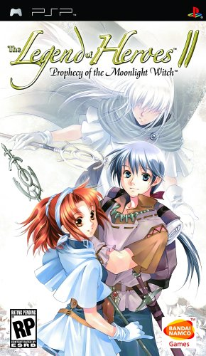 The Legend of Heroes II Prophecy of the Moonlight Witch (輸入版)