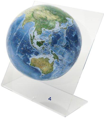 ラ・メール 海洋タイプ地球儀 WM (火山 アクリル台)