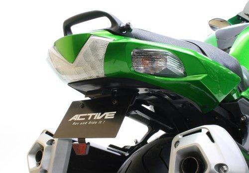 アクティブ(ACTIVE) フェンダーレスKIT ブラック LED ナンバー灯付 【ZX-14R('12)】 1157077