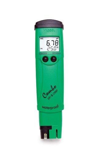 ハンナ Combo 3 pH/ORP/ 温度テスター HI98121