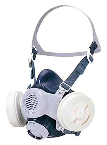 シゲマツ 取替え式防じんマスク DR88SFT4M