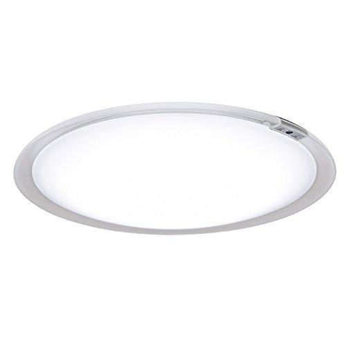 パナソニック LEDシーリングライト EVERLEDS 調光・調色タイプ ~8畳 透明枠 HH-LC512A