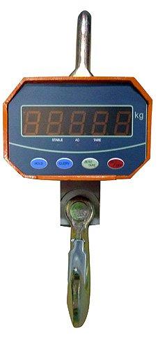 デジタルクレーンスケール リモコン付 大型吊りはかり 3ton(3000kg/1kg) 246913-01