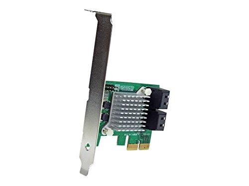 スターテック.com SATA 3.0 RAID 4ポートPCIeカード PEXSAT34RH