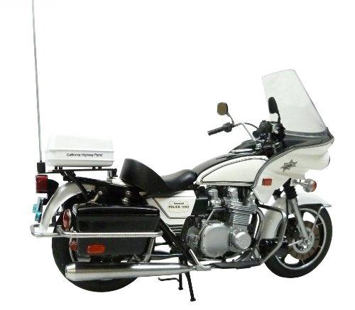 1/12 バイクシリーズNo.112 CHP ロスアンゼルスPD カウンリングタイプ