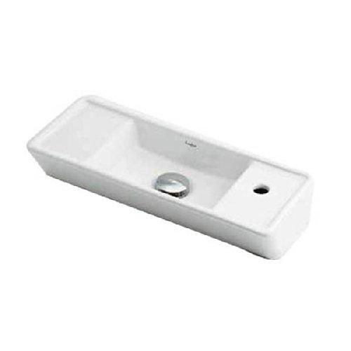 カクダイ リュウジュ 角型手洗器 493-064