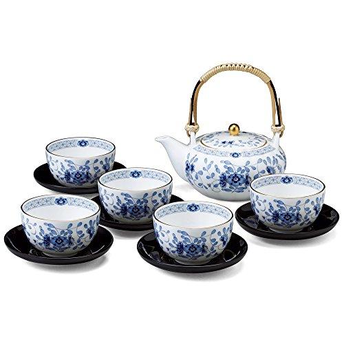 NARUMI ミラノ 茶器揃(茶托付) 9682-23031