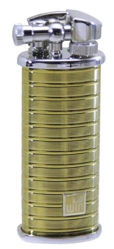 WIN ウィン オイルライター WIN1800 日本製 ゴールド ダイヤカット