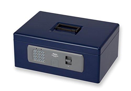 アスカ ASMIX 手提げ金庫 デジタルロック MCB700