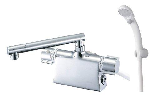 三栄水栓 バス用混合栓 サーモデッキシャワー混合栓 取付芯ピッチ120 SK78501DT2