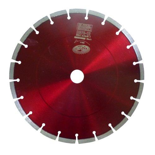 モトユキ グローバルソー ダイヤモンドカッター マルチレイヤープラス コンクリート用 AGFC-12