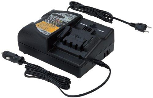 日立工機 急速充電器 スライド式リチウムイオン電池14.4V~18V対応 冷却機能付 UC18YML2