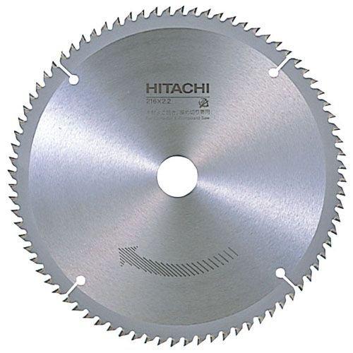 日立工機 チップソー よこ挽,留切兼用 径255mm 穴径25.4mm 90枚刃 卓上スライド丸のこC10FSH/C10FSA用 0031-6036