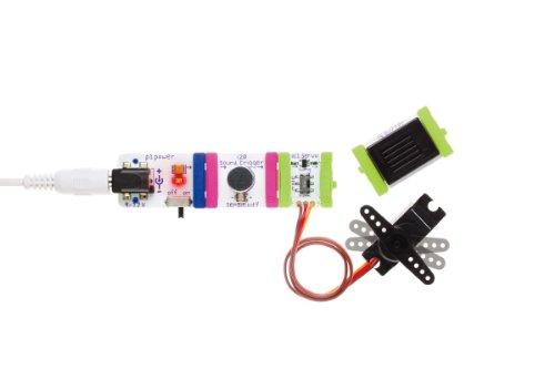 littleBits 電子回路組み立てキット Deluxe Kit デラックス キット