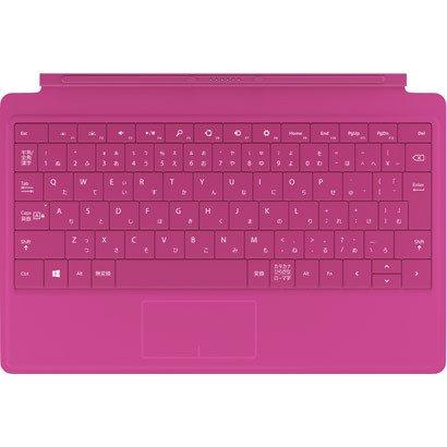 マイクロソフト Type Cover 2 N7W-00089 [マゼンタピンク]