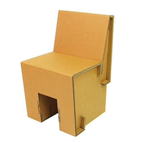 FunnyPaper(ファニーペーパー) Lokal Chair 段ボール椅子 CASI_101 45×48.3×76cm CASI_101