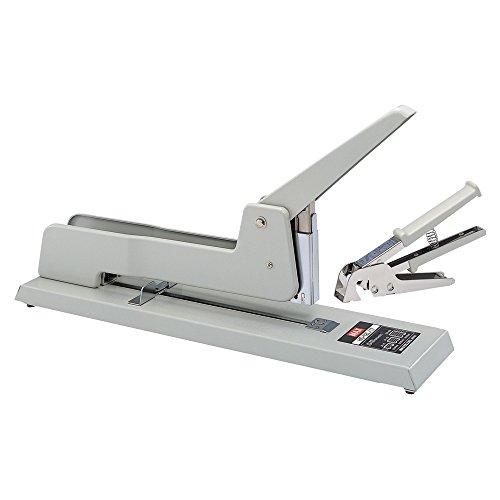 マックス ホッチキス 大型ホッチキス 12号針使用 30~160枚とじ なかとじ HD-12LR/17