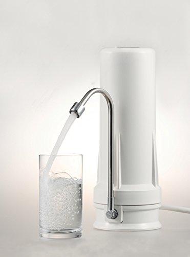 ハイテクヘルスウォーター2ホワイト 置き型浄水器 8年間カートリッジ不要 酸化還元浄水器 水道水が名水に変身 ホワイト ハイテクヘルスウォーター
