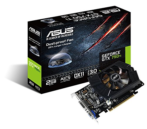 ASUS GeForce GTX 750TI搭載グラフィックボード GTX750TI-PH-2GD5