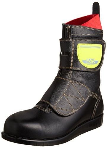 [ノサックス] Nosacks 舗装靴 HSKマジックJISモデル HSKマジックJ1 BK(黒/25.5cm)