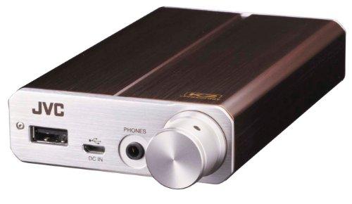 JVC SU-AX7 ポータブルヘッドホンアンプ ハイレゾ音源対応