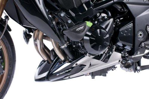 Puig(プーチ)  エンジンスポイラー(ENGINE-SPOILER) マットブラック Kawasaki Z1000(07-09)/Z750(07-12)/Z750R(11-12) puig-4525J