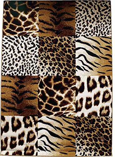 Arie(アーリエ) ウィルトン織りラグ ソルダ 160×225cm ブラウン