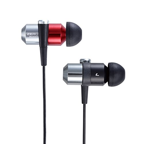ZERO AUDIO ハイレゾ音源対応 カナル型イヤホン DUOZA ZH-DWX10