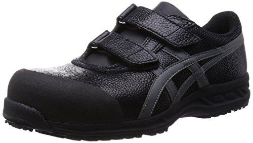 [アシックスワーキング] asicsworking 安全靴 作業靴 ウィンジョブ 70S FFR70S 9075(ブラック/ガンメタ/28.0)