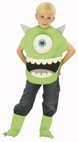 ディズニー モンスターズインク マイク キッズコスチューム 男の子 100cm-120cm 802534S