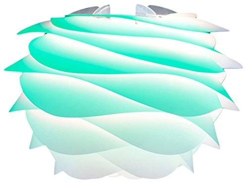 ヴィータ 北欧デンマーク シーリングライト カルミナ ミニ 1灯タイプ セード:ターコイズ 電球別売 02059-CE エルックス