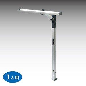 ジャストコーポレーション オフィス・工場向けLED照明(1人用) BO-PA-Personal2- BO-2001