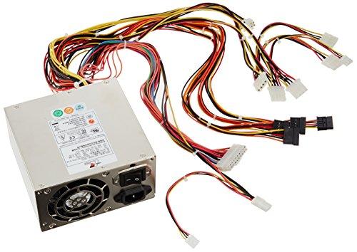 ZIPPY製 ATX電源/定格:400W/8cmFANタイプ/ActivePFC搭載