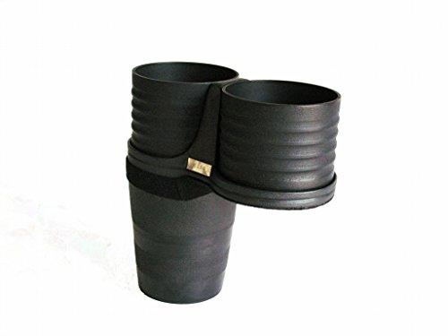 アルカボ(ALCABO)インテリア・マルチポケット シリーズ『ブラックカップ・ホルダー(AL-B111B)』