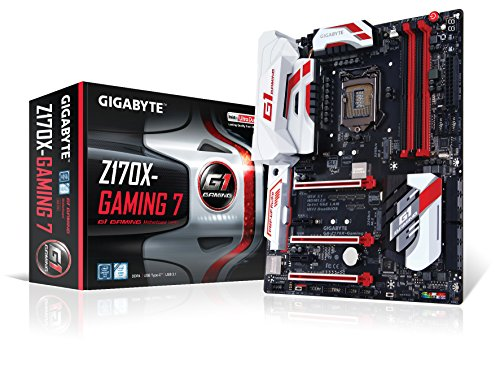 GIGABYTE Intel Z170チップセット搭載 ATX ゲーミングマザーボードGA-Z170X-Gaming 7