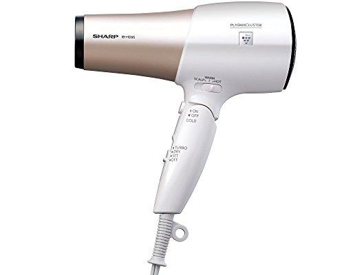 シャープ プラズマクラスターイオンドライヤー ホワイト系 IB-HD95-W