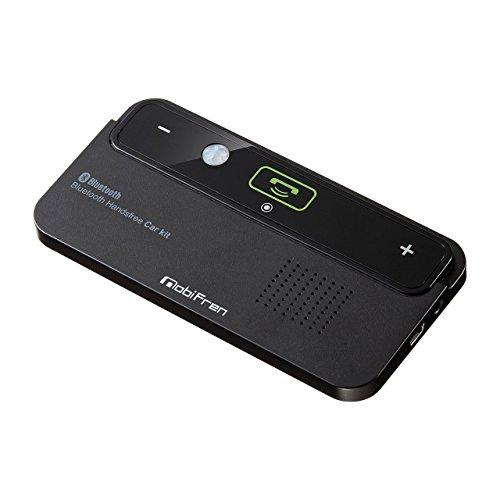 サンワサプライ Bluetoothハンズフリーカーキット MM-BTCAR1N