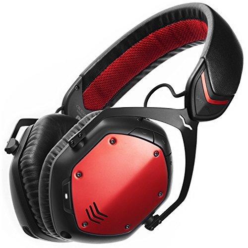 V-moda XFBT-ROUGE Crossfade Wireless Rouge ワイヤレスヘッドホン