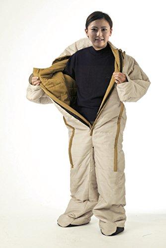 動けるあったか寝袋 S-Mサイズ(適応身長:150~165)