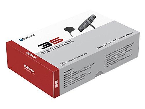 SENA(セナ) バイク用インカム Bluetooth インターコム 3S ケーブル型マイク 3S-W 041001CC